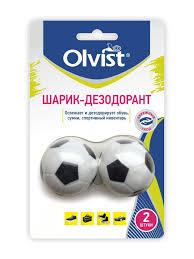 <b>Шарик</b>-<b>дезодорант</b>, океан Olvist 6445834 купить %FORPRICE% в ...