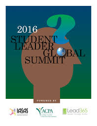 acpa montreal convention student leader global summit by attending the 2016 student global summit student leaders will gain a broader understanding of leadership and higher tertiary education around the world