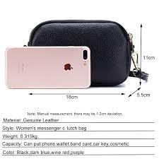 Crossbody <b>Bags</b> for <b>Women Genuine</b> Leather Large Capacity ...