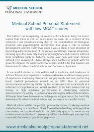 Tips for Writing a Personal Statement Health Professions Program     I Was So Wrong About Medical School   www fitting it all in com