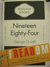 classic of the month george orwell s bookish beck published in 1949 just four years after animal farm the novel imagines a post revolution future in which oceania england is alternately at war