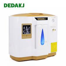 <b>DEDAKJ DE</b> 1LW O2 Concentrator 1L 7L English Version 3PC filiter ...