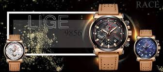 Оригинал Часы <b>LIGE</b> с Официального Сайта - Цены, Отзывы ...