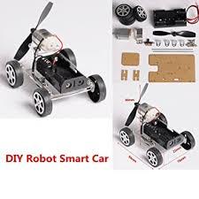 Buy INSMA <b>MINI 4-wheel Windmilling DIY</b> Robot Smart Car Chassis ...