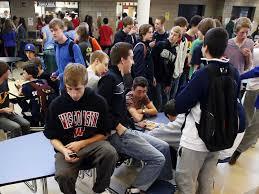 attractive teens get better grades in school business insider