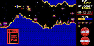 Scrambler: <b>Classic</b> Retro <b>Arcade Game</b> - Apps on Google Play