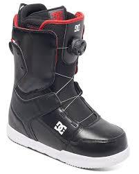 Купить <b>сноубордические ботинки DC</b> 2017 Scout Black, размер ...