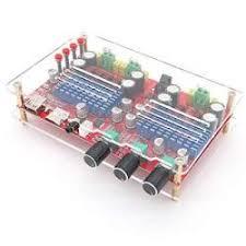 Wingoneer <b>TDA3116 2X60W</b>+<b>100W 2.1</b> Channel <b>Bluetooth</b> Audio ...