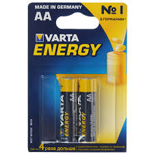 батарейка varta energy aa блистер 4шт