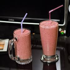 Image result for yogurt dark berries blender