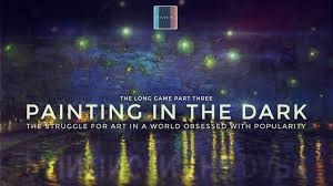 the long game part painting in the dark on vimeo the long game part 3 painting in the dark