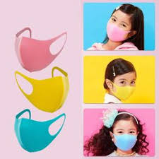 Kids Outdoor Cycling <b>Anti</b> Dust <b>Haze Sponge</b> Mouth <b>Face Mask</b> ...