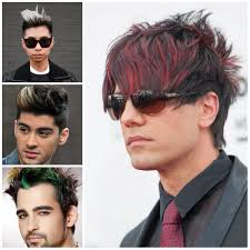 Hair Style Highlights 2016 funky hair highlights for men mens hairstyles and haircuts 6849 by wearticles.com