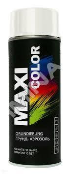 <b>Грунт MAXI COLOR</b> белый <b>400мл</b> цена 310.00 руб купить с ...