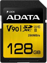 Купить <b>карту памяти ADATA</b> Premier ONE SDXC Class 10 UHS-II ...