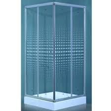 <b>Душевой уголок Timo TL</b>-9002 R Romb Glass стекло с узором ...