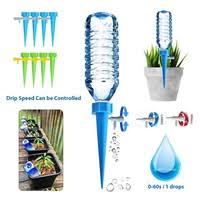 [New Upgrade] <b>Automatic Watering Irrigation</b> Spike Garden Plant ...