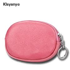 <b>Women</b> Leather <b>Wallet with</b> Zipper <b>Female</b> Short Coin <b>Purse</b> Girls ...