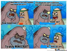 Another Day At Salty Spitoon by sanveganza - Meme Center via Relatably.com