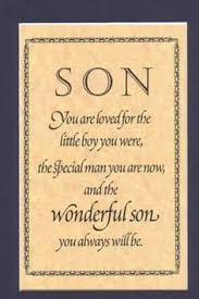 Son Quotes on Pinterest | Son Birthday Quotes, Father Son Quotes ... via Relatably.com