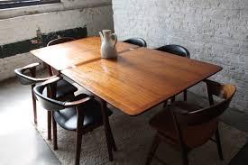 Teak Dining Room Sets Dining Room Natural Teak Dining Room Set To Get Traditional Touch