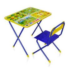 Набор <b>мебели Ника</b> Стол и стульчик | Отзывы покупателей