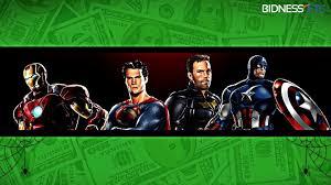 iron man vs batman vs superman vs captain america the dawn of numbers batman superman iron man