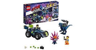 <b>LEGO The LEGO</b> Movie2 - Rex's Rex-treme Offroader <b>70826</b>: Buy ...
