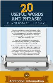 Essay writing useful phrases     Millicent Rogers Museum