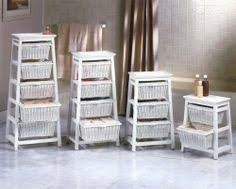 white storage unit wicker: storage cabinet with wicker baskets wicker bedroom furniture online white wicker