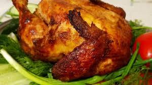 Домашняя курица гриль в мини-печи <b>GFGril GFO</b>-45 Family ...