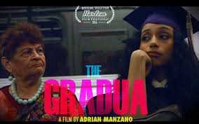 review la gradua is a clever dark comedy on life after college la gradua is currently playing in san francisco at grand lake theater