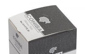 <b>Cohiba Mini</b> White