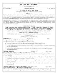 mechanical design engineer resume info mechanical example sample design engineer resume samples