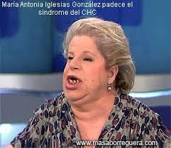 Maria Antonia Iglesias Gonzalez - maria-antonia-iglesias