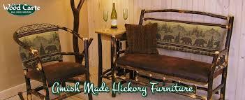 amish rustic furniture amish wood furniture home