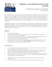 cover letter how to write cover letters for job applications how cover letter cover letter example for job application resume cover academic writing advisor throughout advisorhow to