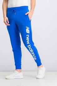 New Balance mens <b>sport style optiks</b> sweatpant blue | Brands For Less