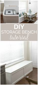 furniture ideas room storage benches
