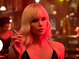 <b>Atomic Blonde</b> review