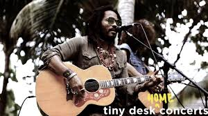 <b>Lenny Kravitz</b>: Tiny Desk (Home) Concert : NPR