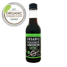 <b>Organic Coconut Aminos</b> 250ml | Soy Free <b>Seasoning</b> Sauce
