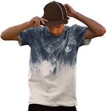 SKULL & WINGS Mens Tie Dye Soft Cotton T-Shirt ... - Amazon.com