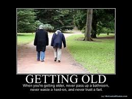 Coffeypot: Problems With Growing Old via Relatably.com
