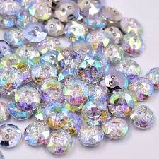 JUNAO 50pcs 10mm Sewing Round Pearl Buttons <b>White</b> Pearl ...