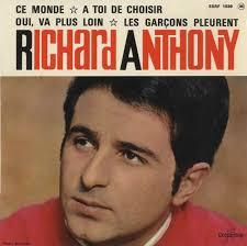 "Richard Anthony, Ce Monde EP, France, Deleted, 7"" vinyl single ( - Richard%2BAnthony%2B-%2BCe%2BMonde%2BEP%2B-%2B7%2522%2BRECORD-488885"
