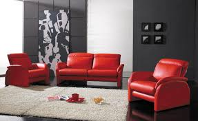 Red Wall Living Room Decorating Living Room Marvellous Red Black And White Living Room