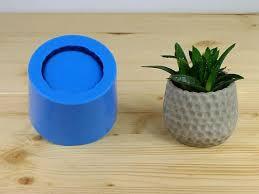 <b>Concrete</b> planter <b>mold</b>, Pineapple planter <b>mould</b>, Silicone <b>concrete</b> ...
