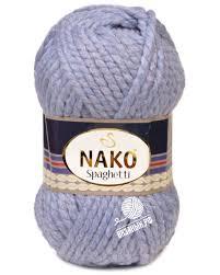 <b>Пряжа Nako Spaghetti</b> – купить по самой дешевой цене: 111 руб ...