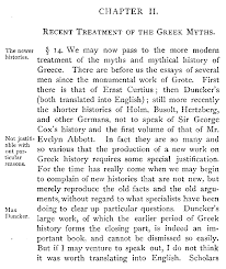 the project ebook of problems in greek history by j p chapter ii recent treatment of the greek myths